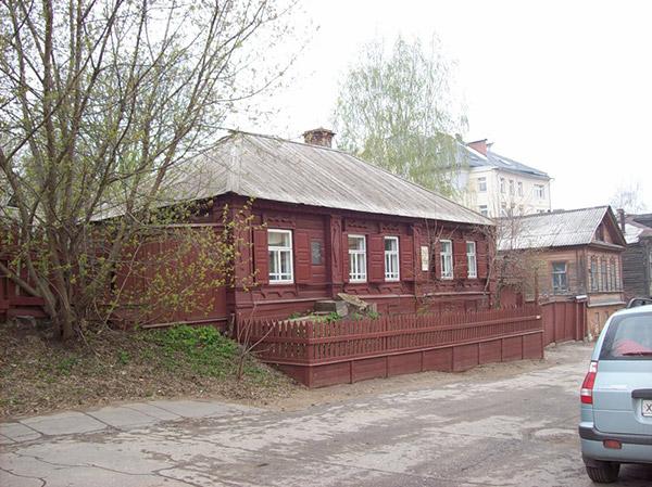 Дом Каширина