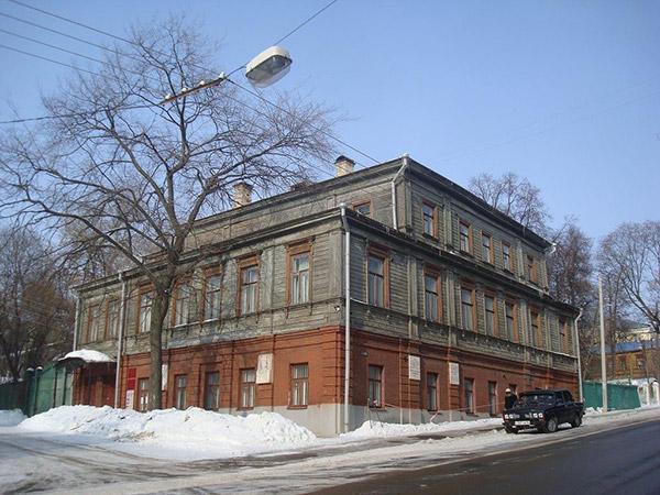 Музей-квартира Горького