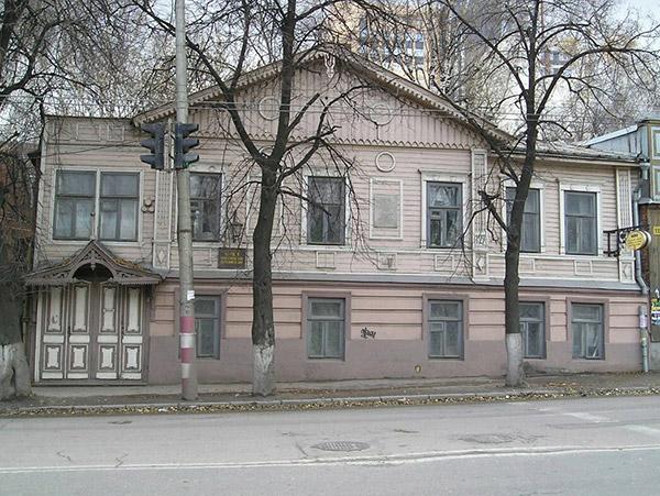 Нижегородский музей интеллигенции