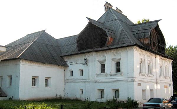 Палаты Пушниковых
