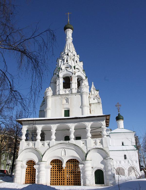 Крестовая церковь (церковь Рождества Христова)
