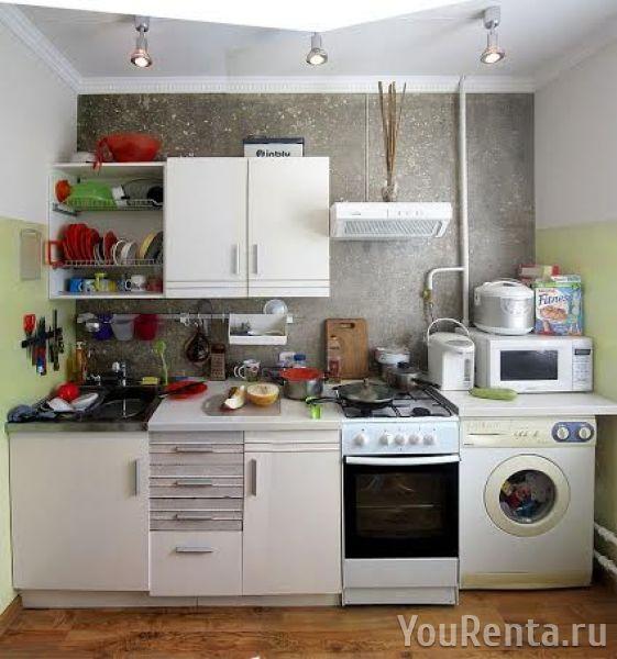 Ремонт своими руками маленькой кухни фото